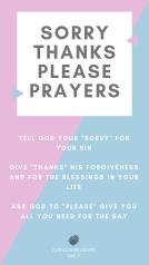 PRAYER: STP