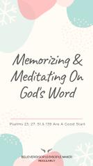 PERSONAL WORSHIP: M & M