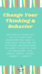 OBEDIENCE: THINKING AND BEHAVIOR