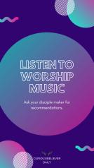 PERSONAL WORSHIP: LISTEN TO WORSHIP MUSIC