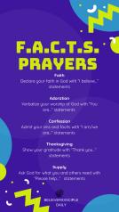 PRAYER: FACTS